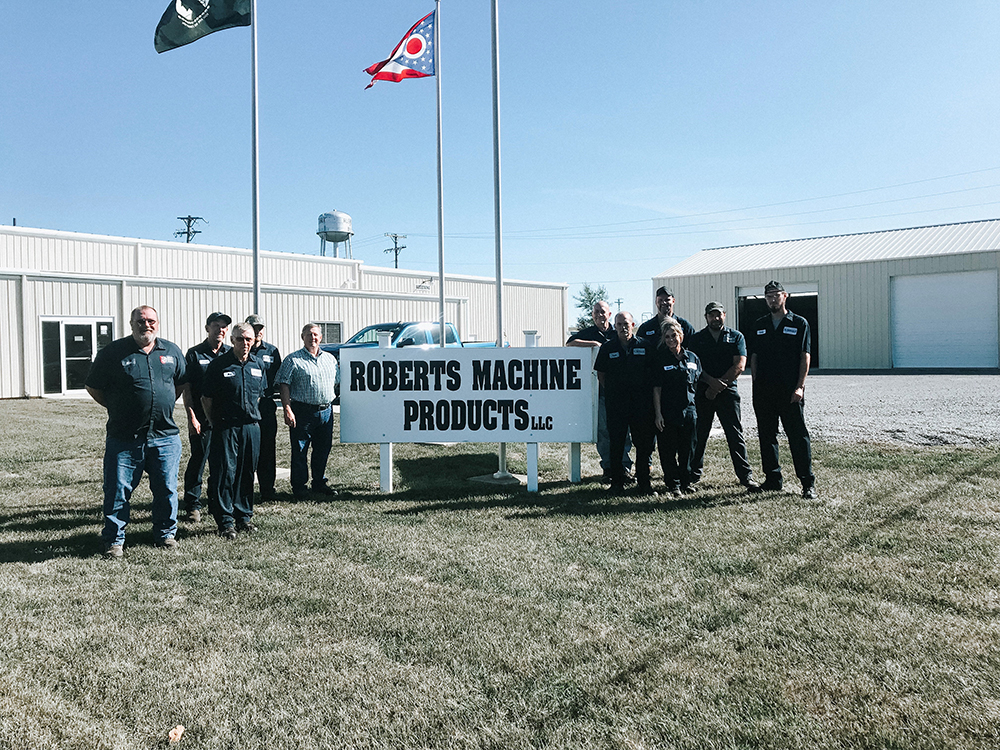 Roberts Machine Products group photo