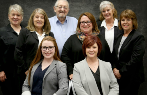Sloan Insurance Center Group photo