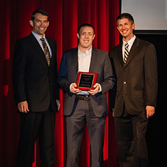 Jacob Schroeder - Young Professional of the Year