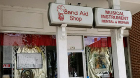 The Band Aid Shop